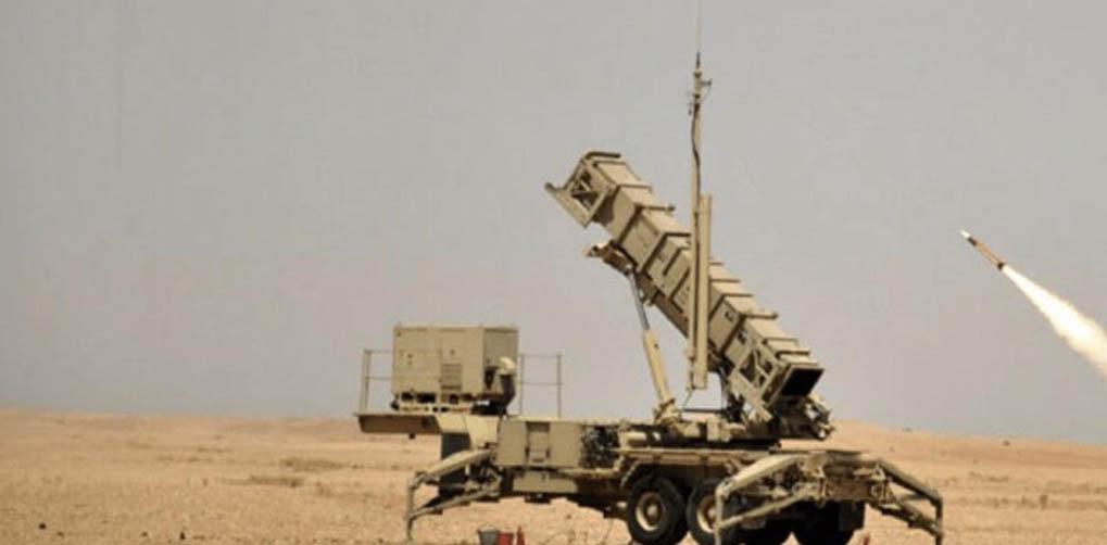 إطلاق صاروخ بالستي على السعودية
