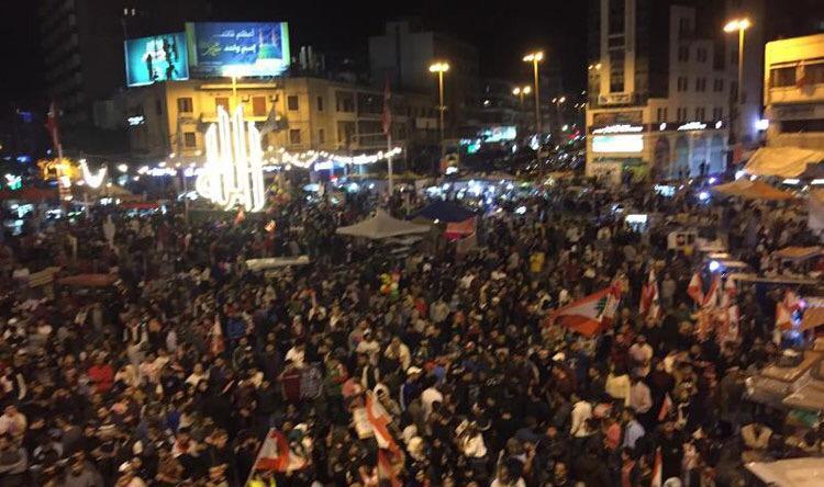 طرابلس تعيد للثورة رونقها