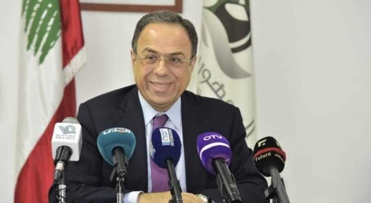 بطيش: لبنان ينزف