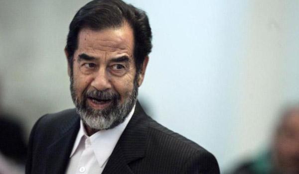 تفاصيل جديدة عن أموال صدام حسين