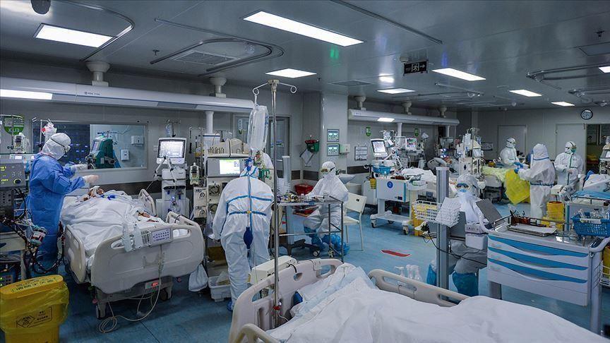 عداد الاصابات يرتفع والمستشفيات تمتلئ
