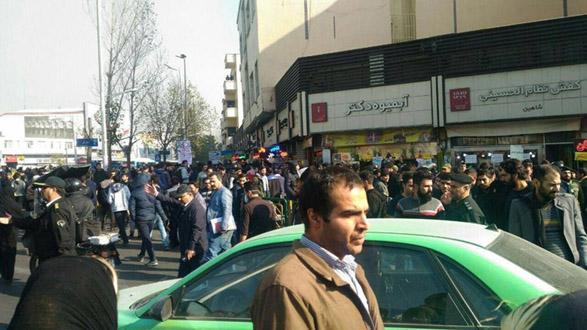 عندما يبحث الإيراني عن الفستق والزعفران...