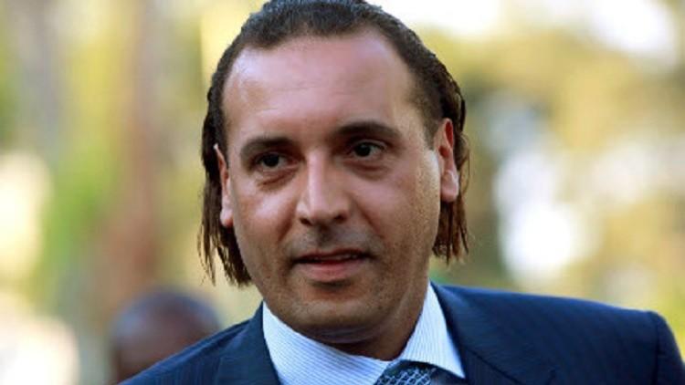 منع هنيبعل القذافي من مغادرة لبنان