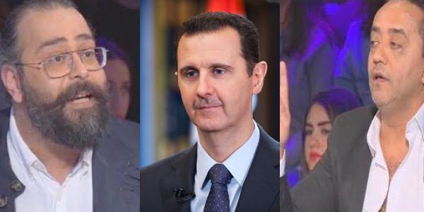 الزعتري والديك.. وبشار الأسد