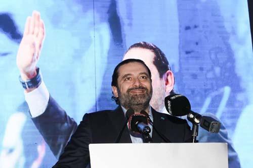 أوقفوا الفزلكة والتحليلات.. سعد الحريري فاز