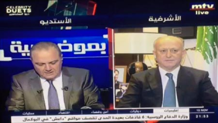 ريفي: مضمون الاستقالة أعاد سعد الحريري...