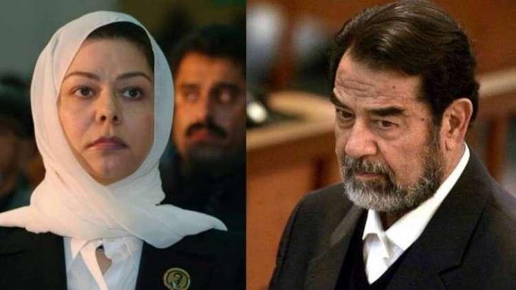 رغد صدام حسين تعلّق على تظاهرات العراق