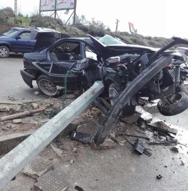 مقتل رجل بحادث سير