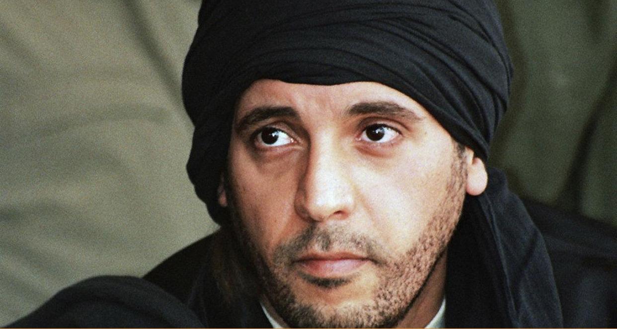 القذافي يخرج عن صمته.. فماذا قال؟