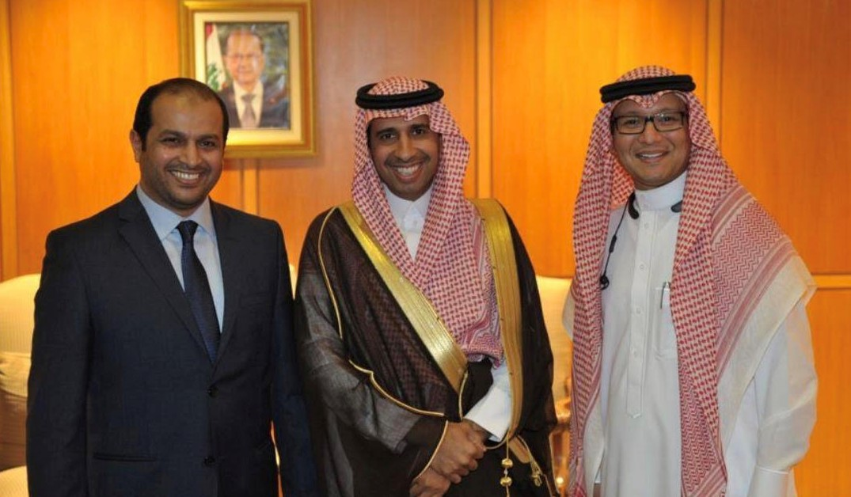 استقبال دبلوماسي للسفير السعودي الجديد