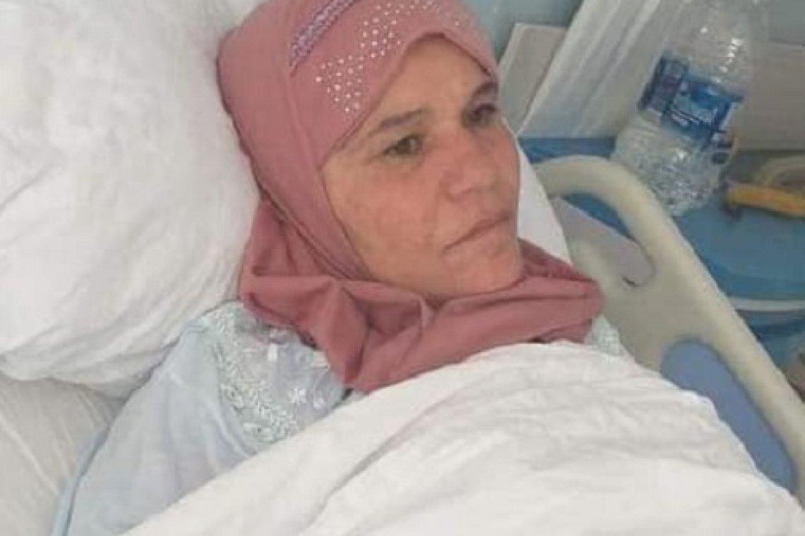 الاعتداء على مريضة في المستشفى(الصور...