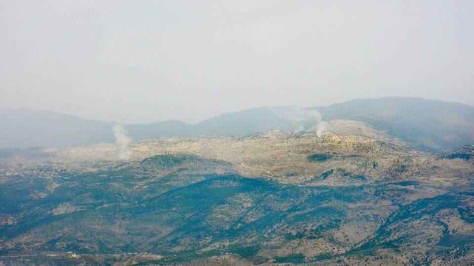 تبادل لإطلاق النار على حدود اسرائيل ولبنان