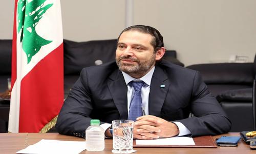 الحريري: الحكومة هذا الأسبوع