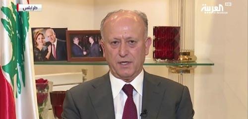 ريفي: حان الوقت لنزع هيمنة حزب الله