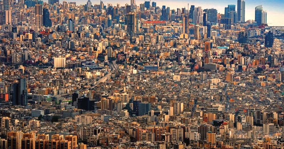 بيروت حزينة