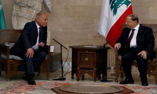 أبو الغيط: لا توافق حول عودة سوريا الى...