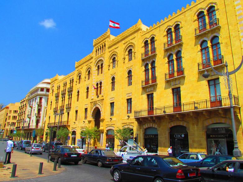 بلدية بيروت تخالف الدستور