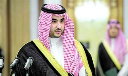 خالد بن سلمان: الحريري كان قائداً وطنياً...