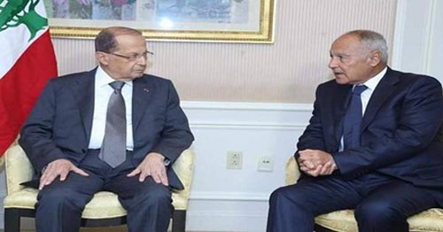 أبو الغيط: قصدنا طرفاً بالحكومة وليس كلها