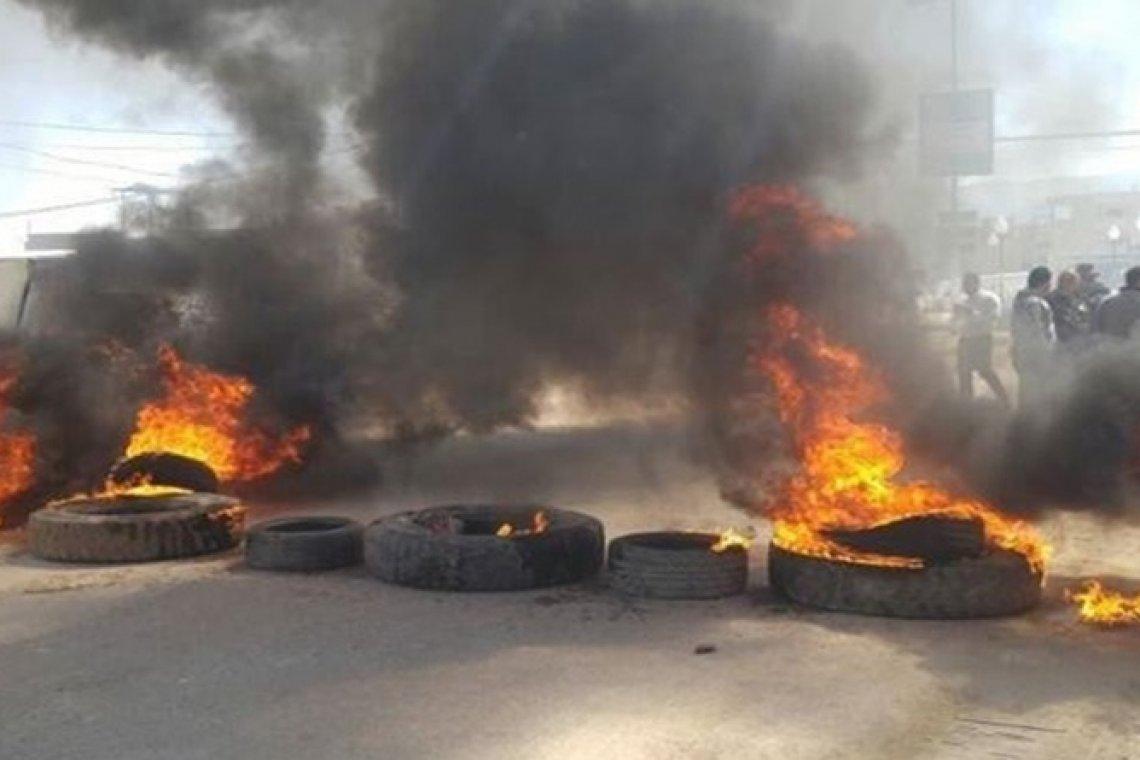 في اليوم الخامس للتظاهرات.. ما هي الطرقات...