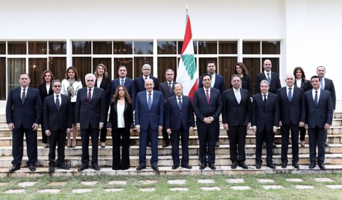 تصريحات الوزراء الجدد بعد الجلسة الأولى