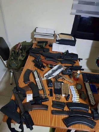 عصابة جديدة في عرمون بقبضة الأمن