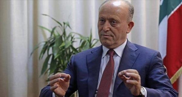 ريفي: لا مكان لحزب الله في الحكومة القادمة