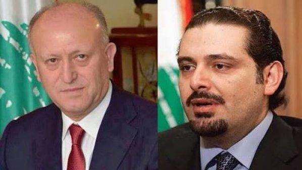 الحريري وريفي استنكرا الاعتداء على...