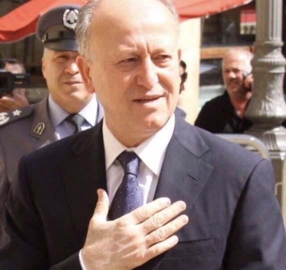 ريفي: كل التحية لأهل بيروت ووحدتنا هي الأهم