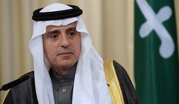 الجبير: السعودية لا تتدخل في شؤون الدول...