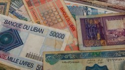 عملة لبنان عبر التاريخ