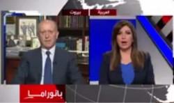 اللواء اشرف ريفي ضيف قناة العربية
