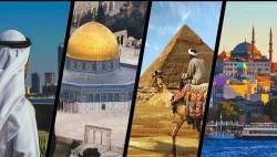 أصول أسماء الدول العربية