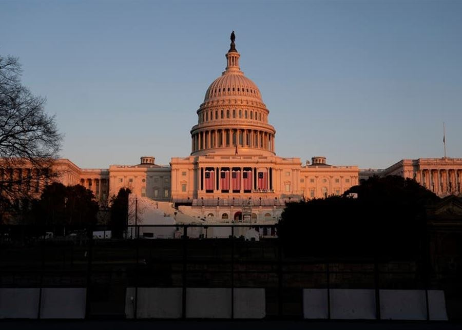 استنفار بواشنطن.. تهديد مبنى الكونغرس
