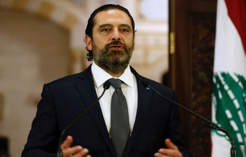 نداء من الحريري الى اللبنانيين