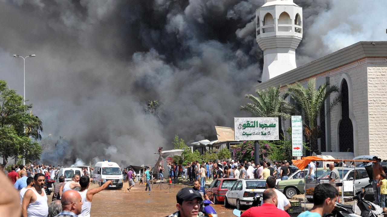 8 سنوات على تفجير مسجدَي التقوى والسلام في...