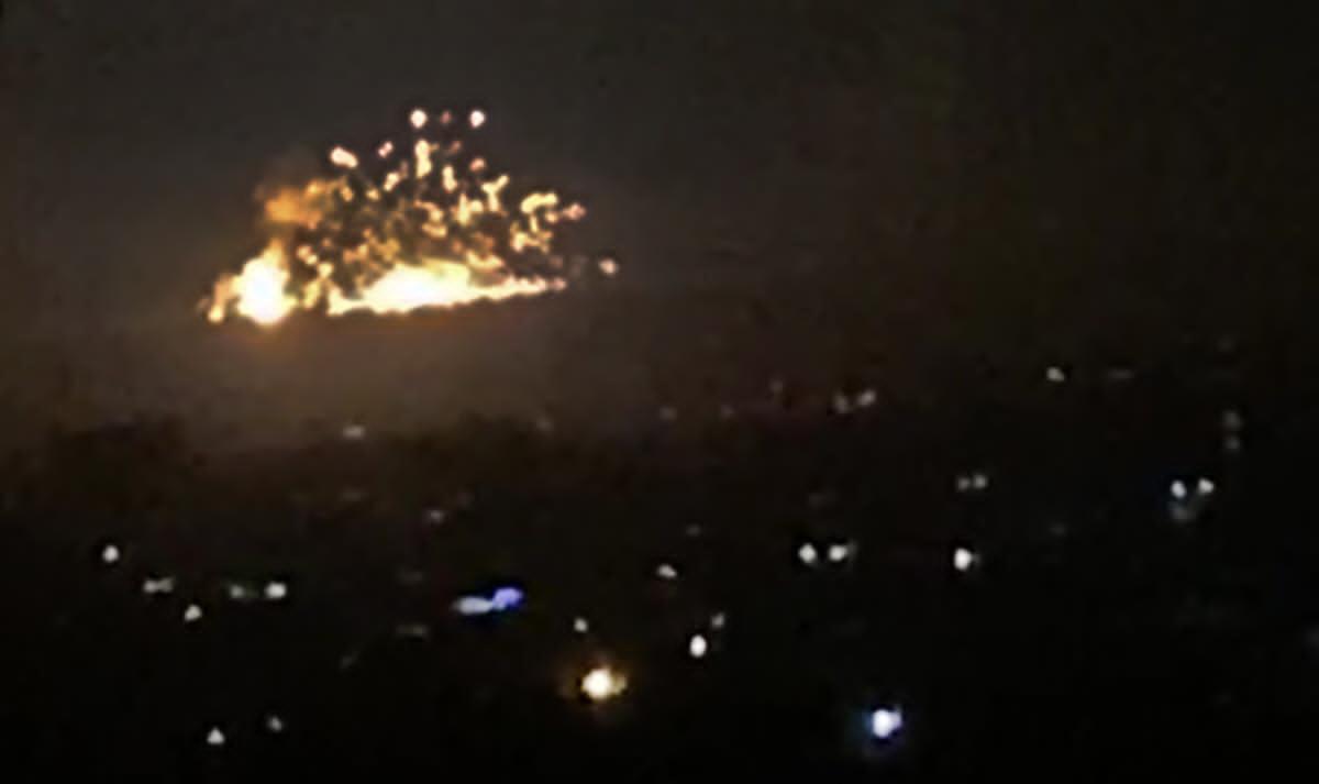 غارات إسرائيلية تستهدف مواقع إيرانية في...