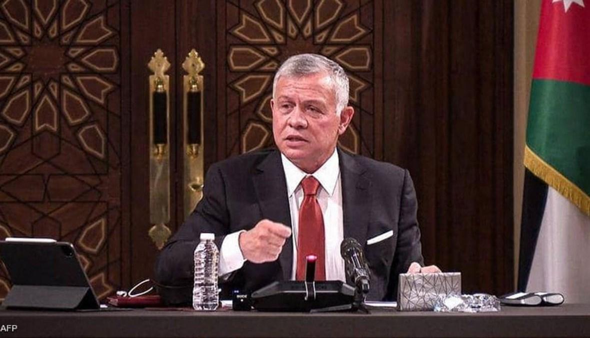 ملك الأردن: يجب دعم اللبنانيين للنهوض من...