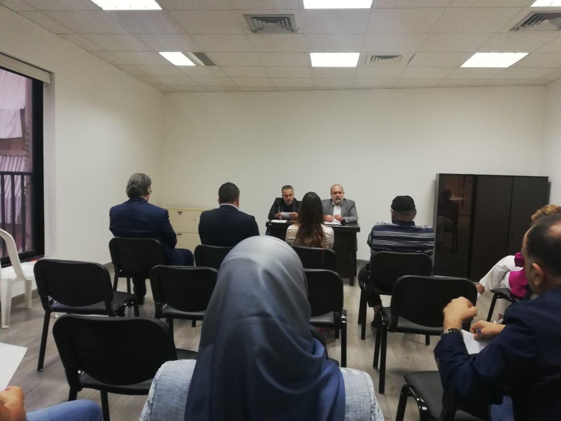 حوار مع رياشي عن الفيدرالية في لبنان